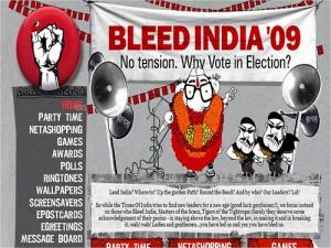 bleed-india