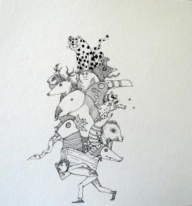 Le voleur d´animaux by Sebastian Sarti