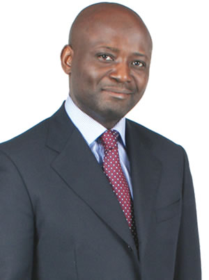 Bruno Ben Moubamba, presidential candidate in Gabon, uses new media to spread his message.