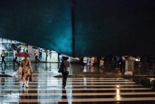 আভেনিডা পাওলিস্টা, সাও পাওলোর সবচেয়ে বড় রাজপথ, ৩ সেপ্টেম্বরের দৃশ্য, ছবি গুস্তাভো মিনাস
