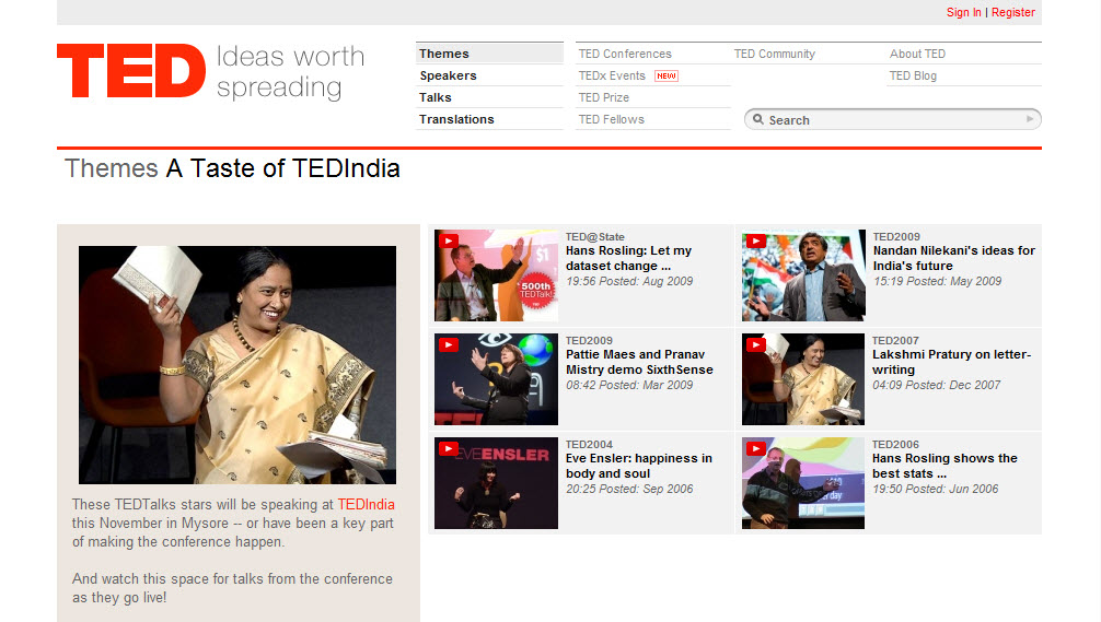 ted india