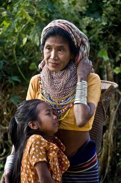 Tribal indigenous people of Bangladesh. Image by Anwar Hussain, copyright Demotix (9 August, 2010).